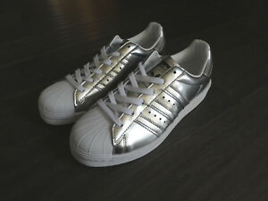 Adidas Women s Superstar Boost Shell Toe shoes sneakers new BB2271 ... 3e8172b50