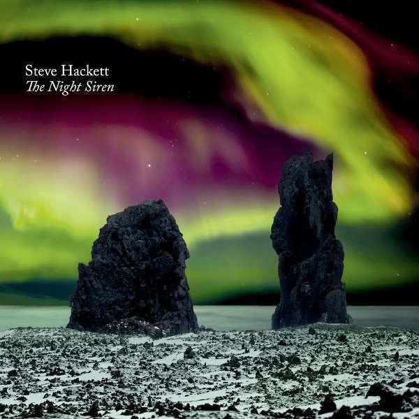 Steve Hackett - Nuit Siren The New CD