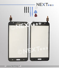 Touch screen per display Samsung Galaxy J7 SM J700H J700F DUOS 3G NERO + KIT