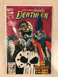 Deathlok #7 (Jan 1992, Marvel) VF-