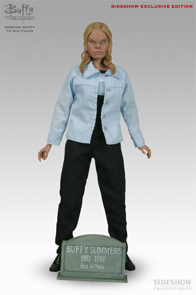Sideshow Exclusif Buffy Vampire 12   1 6 Figurine Miniature Chasseuse Summers