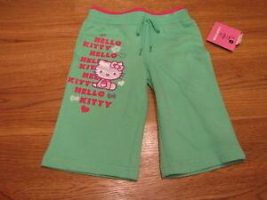 dd00f06f9 Girls Hello Kitty WB Dorm Shorts 4 HK55043 NWT 24.00^^ | eBay