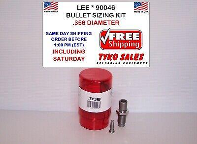 Lee Precision 90046  Sizing Die Kit .356