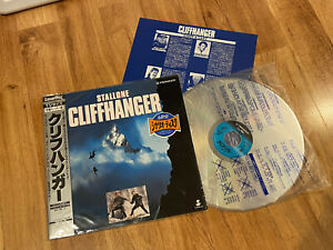 Stallone-Cliffhanger-JAPAN-Ver-LaserDisc-LD