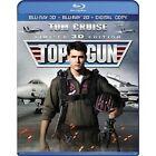 Top Gun 0097361701349 With Tom Cruise Blu-ray 3d Region a