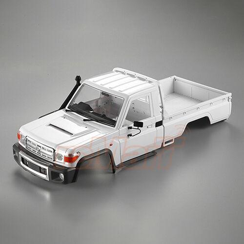 Killerbody 1 10 Toyota Land Cruiser 70 Hard Body Set DIY Version Crawler
