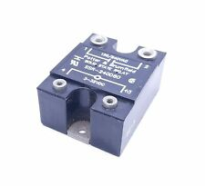 Potter And Brumfield Ssr 240d80 Solid State Relay 3 32 Vdc In 120240 Vac Out