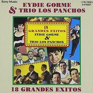 Eydie-Gorme-Y-los-Panchos-18-Grandes-Exitos-New-CD