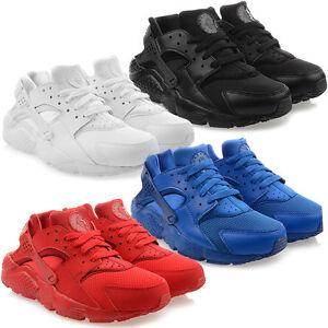 Neu Schuhe NIKE AIR HUARACHE RUN GS Damen Junior Sneaker Turnschuhe Laufschuhe