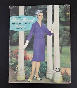 Australian-Home-Journal-Winter-Fashions-1961-Fashion-Sewing-Pattern-catalogue