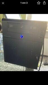 HP-Micro-Server-N54L-8-GB-RAM-RAC-DVD-RW-4x-3-5-034-HD-Bay-25W-TDP