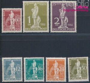 Berlin-West-35-41-geprueft-postfrisch-1949-Weltpostverein-8940702