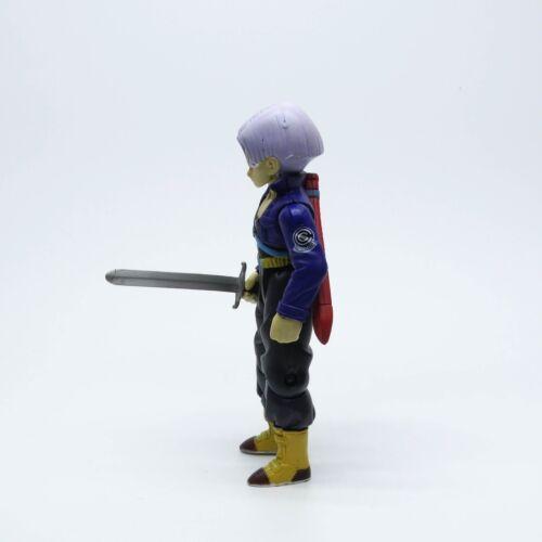 "TRUNKS W sword  ~ IRWIN toys DBZ DragonBall Z  ACTION FIGURE old 5/"" #J5"