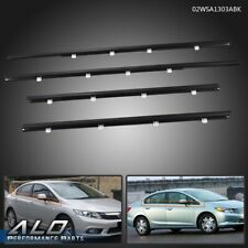 Car Roof Molding Trim Right Roof Weatherstrip Seal Belt For Honda Civic 2012-15