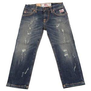 9581U-jeans-bimbo-ROY-ROGER-039-S-STRETCH-pant-trouser-kid-boy
