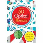 50 Optical Illusions by Sam Taplin (Paperback, 2015)