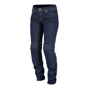 2014-Alpinestars-Stella-Womens-Kerry-Tech-Denim-Motorcycle-Pants-Blue-Size-2