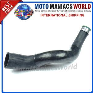 audi a6 4f c6 2.0 tdi 2004-2011 turbo intercooler hose pipe oe