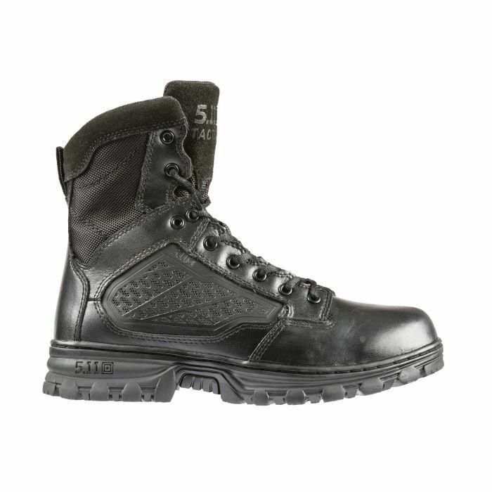 5.11 Evo botas de 6 pulgadas con cremallera lateral RRP