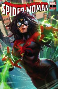 SPIDER-WOMAN-1-Derrick-Chew-Variant-Cover-1st-Print-New-NM-Limited-To-3000-RARE