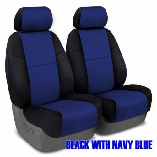 Chevy Corvette C5 Coverking Neosupreme Custom Fit Seat Covers with C5 Logo