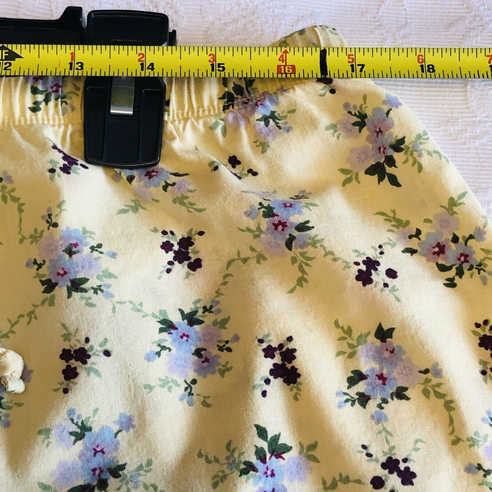 Vintage American Eagle Outfitters Lounge Yellow F… - image 6