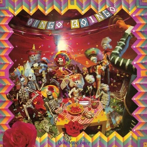 Oingo Boingo - Dead Mans Party [New Vinyl] Colored Vinyl, Deluxe Edition, Reissu