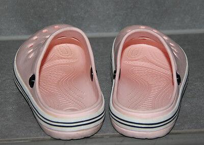 rosa Haus Schuhe 26 27 Hausschuhe Gartenschuhe Gummischuhe