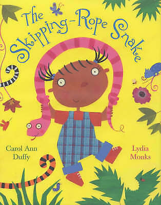 """AS NEW"" The Skipping-Rope Snake, Duffy, Carol Ann, Book"
