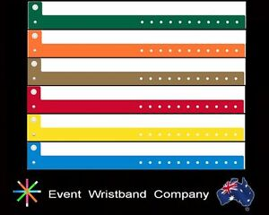 50-x-Plastic-snap-wristbands-for-fete-rave-party-security-tyvek-alternative