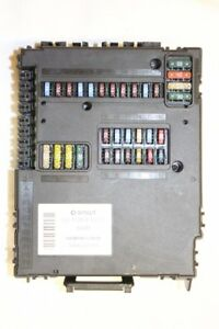 REPARATUR vom SMART ForTwo 450 SAM STEUEREINHEIT ZENTRALELEKTRIK 0011868V011