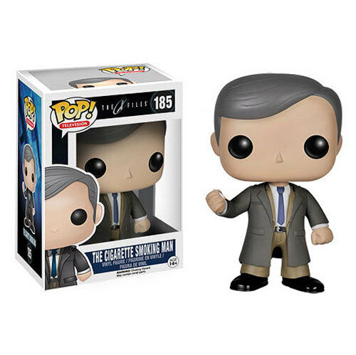 Funko Pop  The X Files 185 The Cigarette Smoking Man