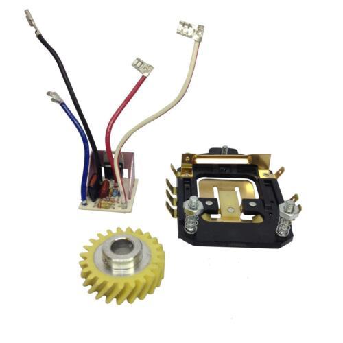 phase board Kitchenaid batteur Plaque de contrôle de vitesse worm gear Kit Réparation 11