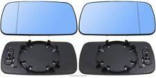 Spiegel Spiegelglas Außenspiegel blau asphärisch beheizt links + rechts Set BMW