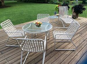 Superior Image Is Loading Vintage Mid Century Brown Jordan Lito Patio Furniture