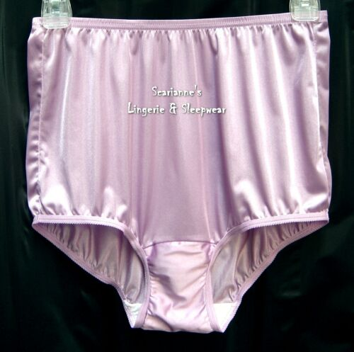 VANITY FAIR WHISPER LILAC 15712 PERFECTLY YOURS NYLON BRIEFS PANTIES~7//L~NEW