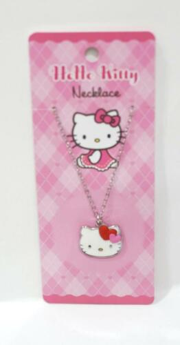 Collar Colgante de Hello Kitty-Corazones