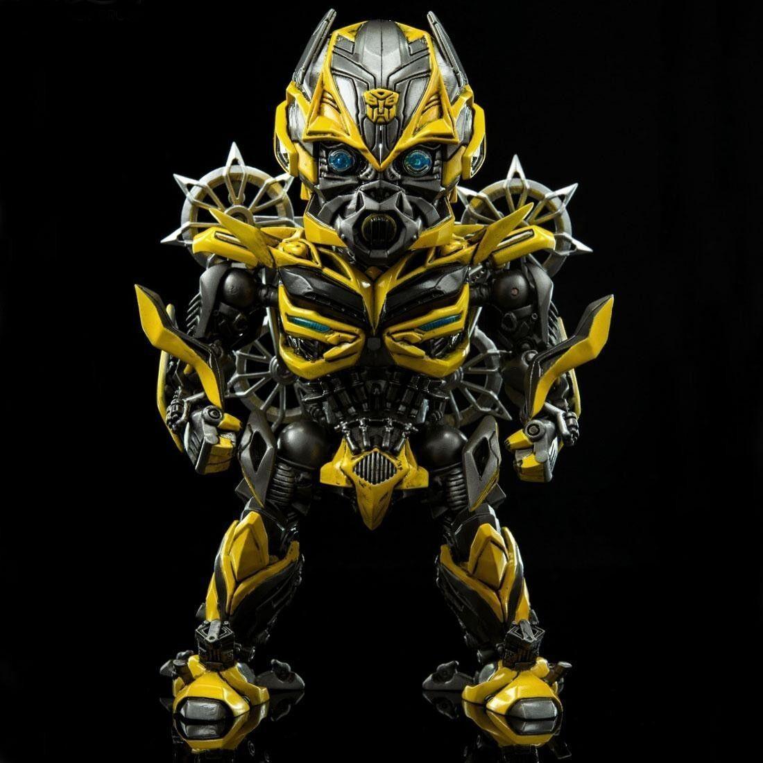 129 Herocross Hybrid Metal  022 Transformers Bumblebee Diecast Figure