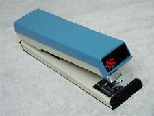 ACCO 40 - Heavy Duty Vintage Stapler - Very Rare Light Blue Color