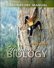 Lab Manual for Human Biology by Sylvia S. Mader (Paperback, 2013)