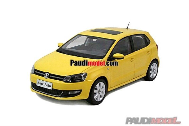 Paudi VW Polo  2011 yellow 1 18