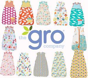 Grobag-Baby-Child-Sleeping-Bag-Boy-amp-Girl-Designs-0-5-1-0-2-5-3-5-Tog-All-Sizes
