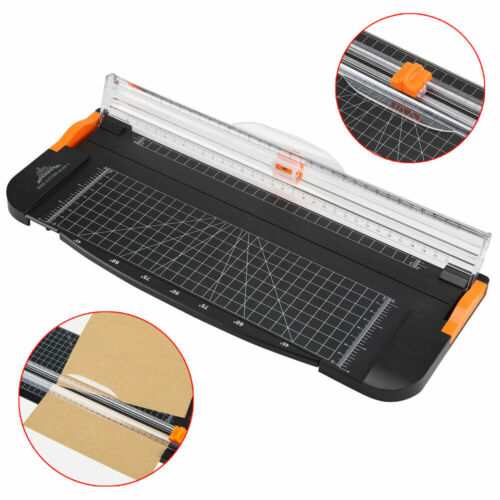 Heavy Duty A4 Photo Paper Cutters Guillotine Trimmers Ruler Office Equipment