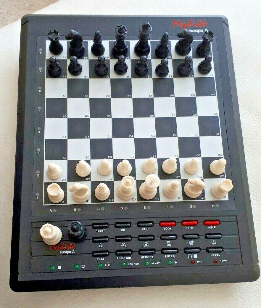 Mephisto Europa Europa Europa A Chess Computer 583f67