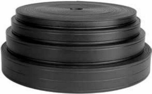 Weaver Brahma Webb duroflex 3 4  Negro 100 Ft Roll más fuerte que  Thane  material