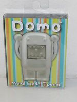 Domo - Metal Bottle Opener - Diamond Select Toys - Sealed Mint -magnetic- Metal