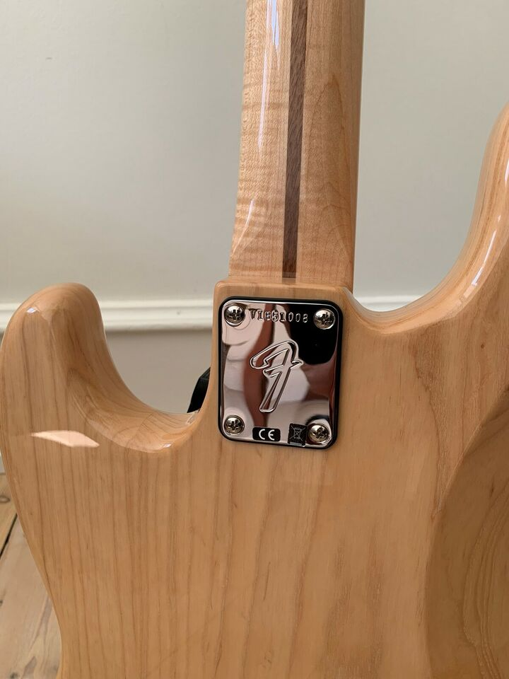 Elbas, Fender (US) 70'er Jazz bas