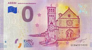 BILLET-0-EURO-BERGAMO-CITTA-ALTA-ITALIE-2019-NUMERO-3800