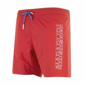 7d4ef4a60f Image is loading Napapijri-Mens-Varco-Swimshorts-Red