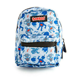 Robot-BooBoo-Functional-and-Compact-Cute-Backpack-Mini-with-Elastic-Strap-Gift